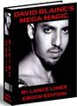 David Blaines Mega Magic Guide Book