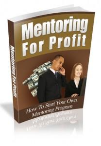 Mentoring For Profit