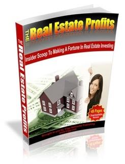 The Real Estate Profits