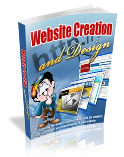 Website Design, Creation and Advice