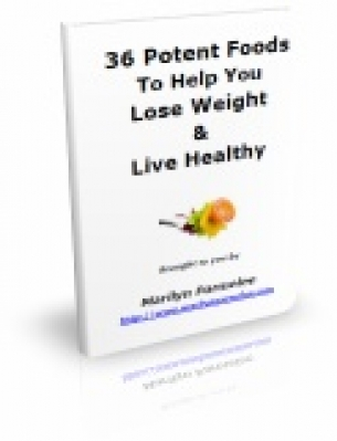 Potent Foods To Help You Lose Weight & Live Healthy